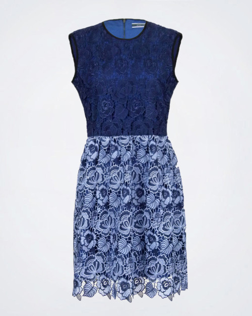 SPORTMAX CODE Embroidered Dress