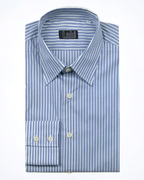 PAL ZILERI LAB Striped Shirt