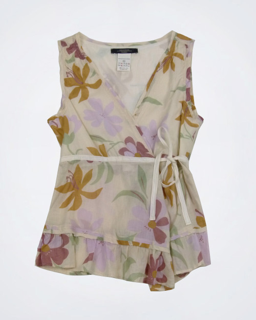 WEEKEND By MAX MARA Floral Top
