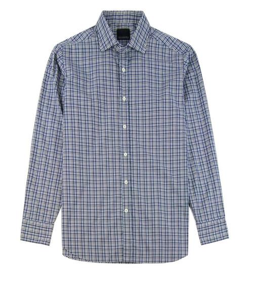 CARLO PIGNATELLI Casual Check Shirt