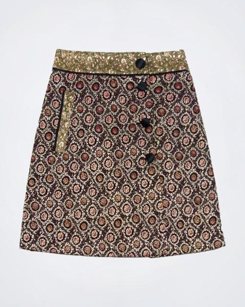 SFIZIO Patterned Skirt