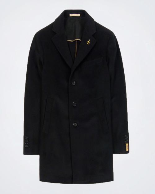 PAOLONI Fleece Wool Men's Coat