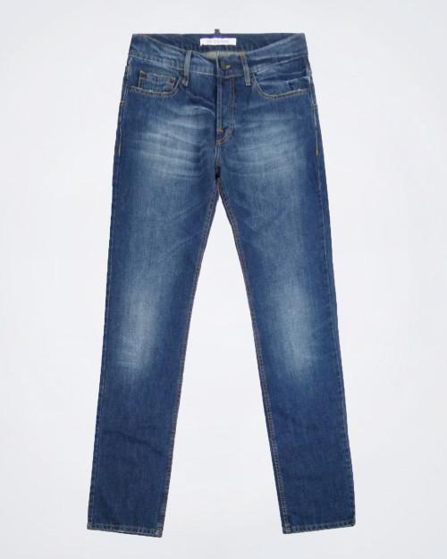 GF FERRE' Men's Straight Leg Jeans