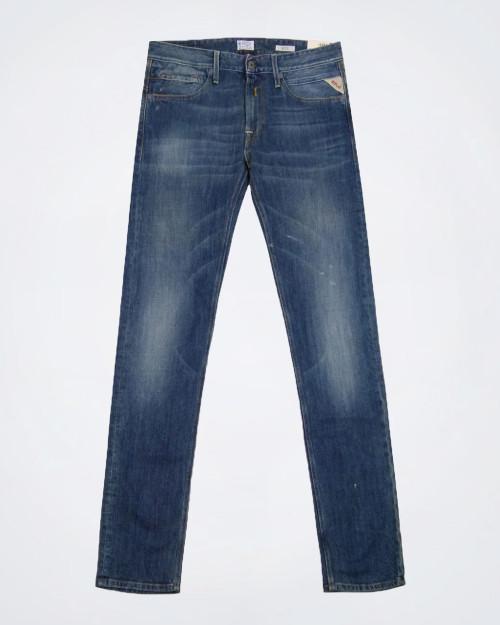 REPLAY Slim Fit Mens Jeans