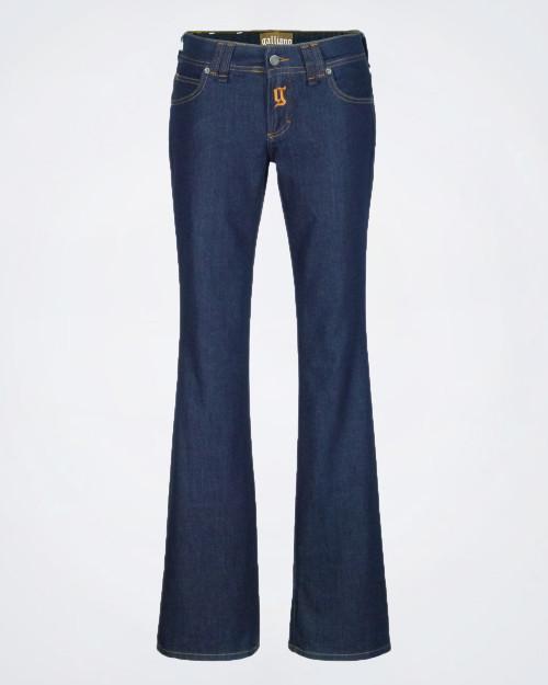 GALLIANO Women's Boot Cut Jeans