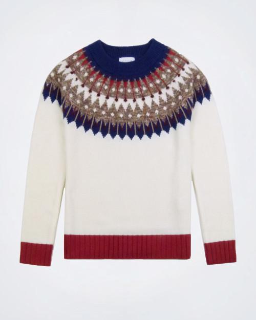 NENETTE Wool Blend Knit