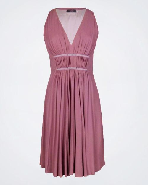 LALTRAMODA Sleeveless Musk Dress