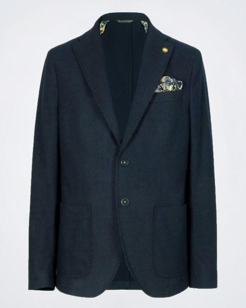 MANUEL RITZ Patterned Jacket
