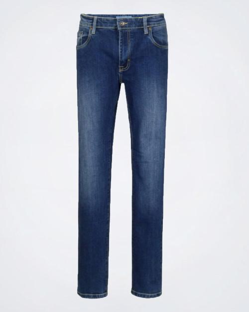 CAMICISSIMA Men's Straight Leg Jeans