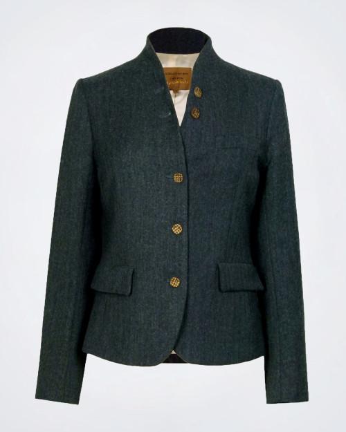 ALESSIA SANTI Wool Blend Jacket