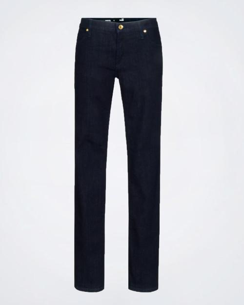 MOSCHINO Dark Denim Ladies Jeans