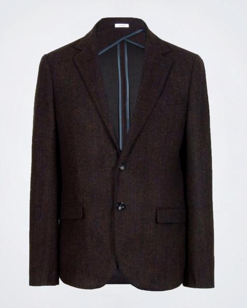 OFFICINA 36  Men's Single Breasted Jacket