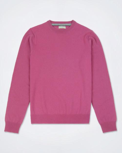 ANGELO NARDELLI Pure Cashmere Men's Knit