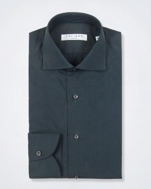 CALIBAN Intermediary Fit Charcoal Shirt
