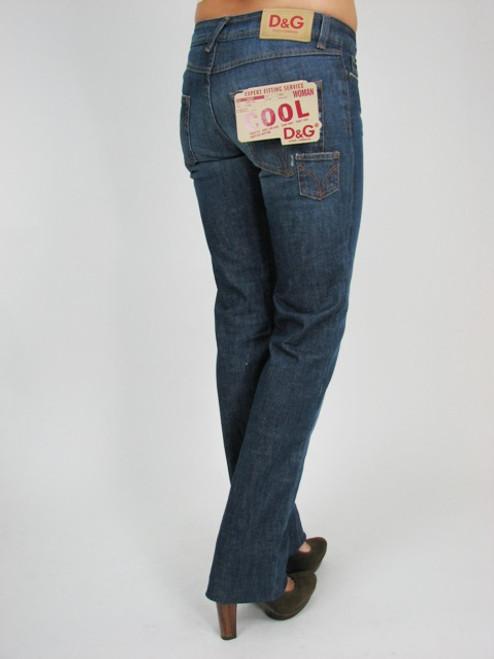 D&G Dark Denim Jeans