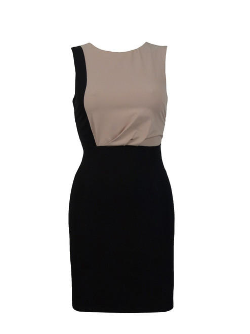 AnnaRita N Round Neck Dress