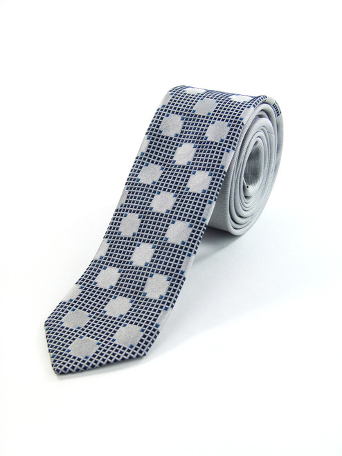 COSTUME NATIONAL Slim Silk Tie