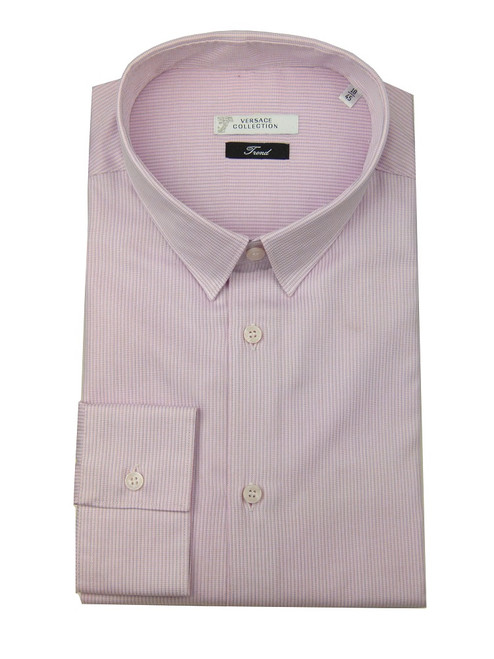 VERSACE COLLECTION Pale Pink Shirt