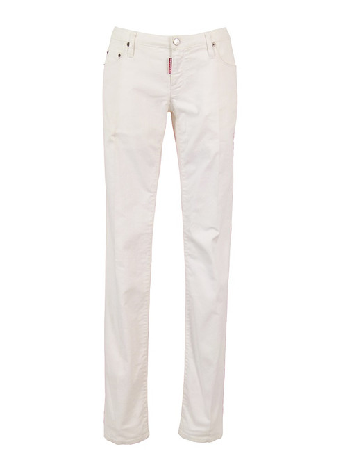 DSQUARED2 Womens Slim Fit Jeans