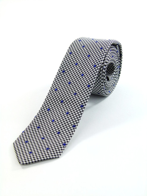 Costume National Silk Slim Tie