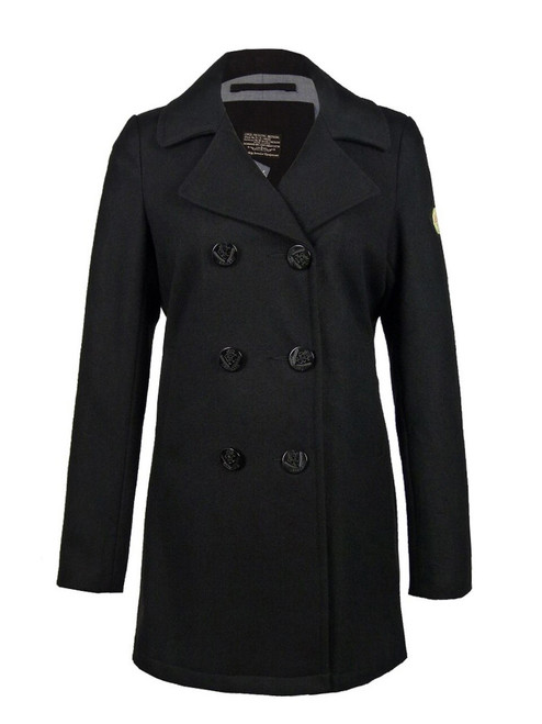 REPLAY Double Breasted Ladies Coat