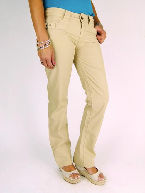D&G Ladies Natural Coloured Denim Jeans