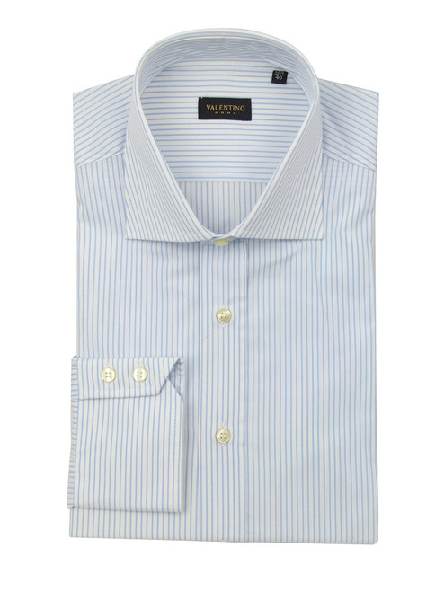 Valentino Striped White Shirt