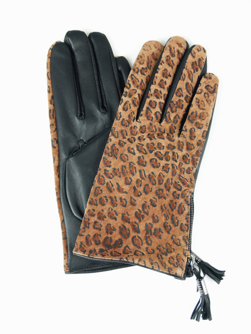 TWINSET Leather Gloves