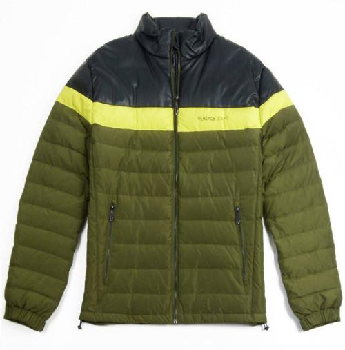 VERSACE JEANS Men's Puffer Jacket