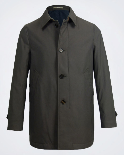 PAOLONI Men's Parka Coat