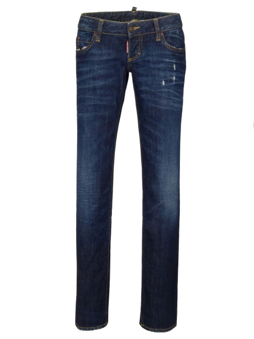DSQUARED2 Women's Low Rise Jeans