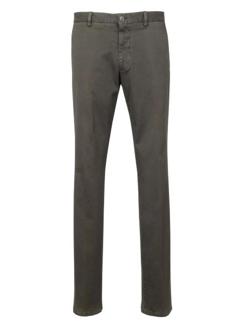 PORFIRIO RUBIROSA Men's Casual Khaki Trouser