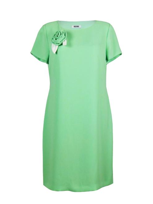 MOSCHINO Lime Green Dress