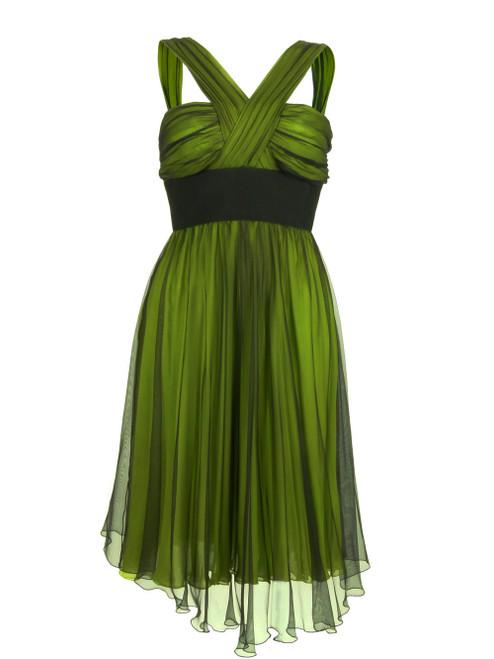 DOLCE & GABBANA Silk Tulle Dress