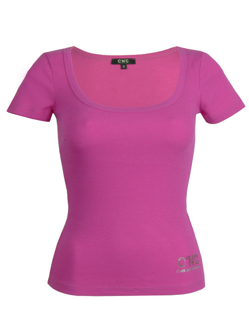COSTUME NATIONAL CNC Pink Top