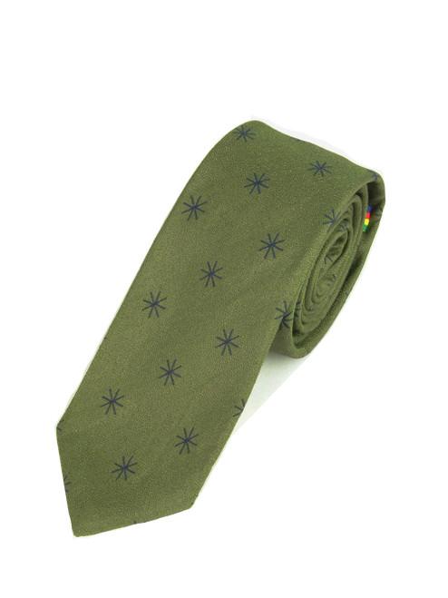 MANUEL RITZ Silk Tie