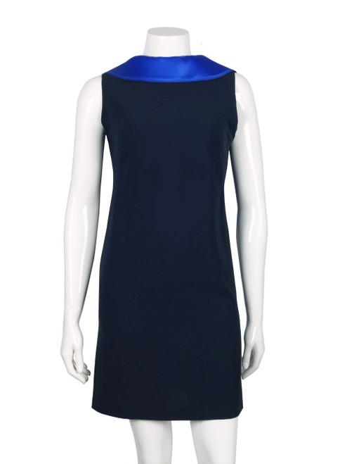Shi4 Pencil Style Knee Length Dress