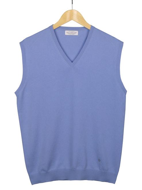 BALLANTYNE Cashmere Knitted Vest
