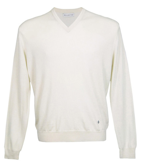 BALLANTYNE Merino Wool Knit