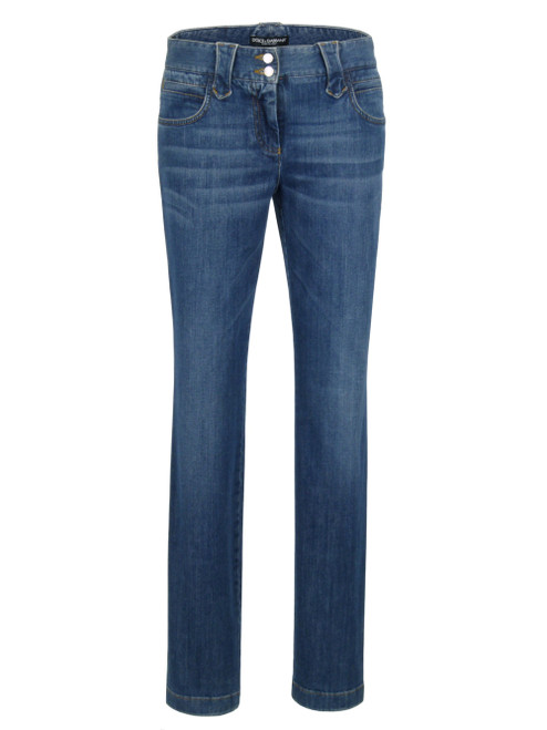 DOLCE & GABBANA Ladies Slim Fit Jeans