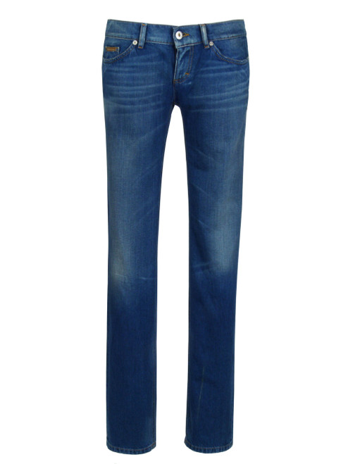DOLCE & GABBANA Ladies Low Rise Jeans