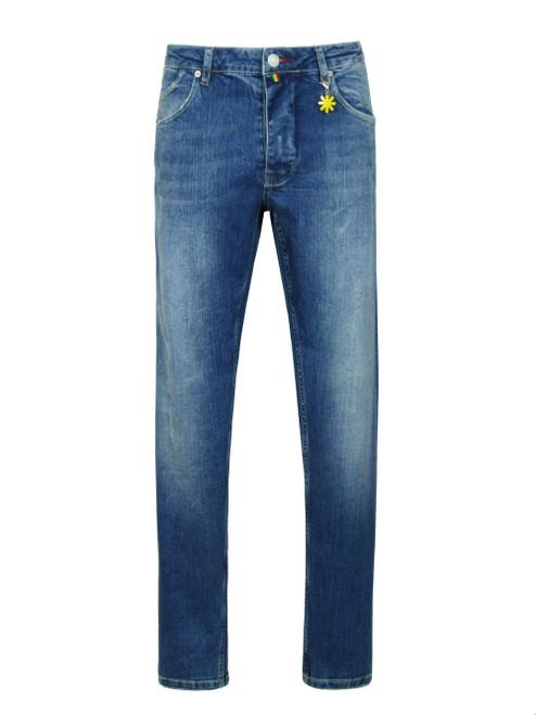 MANUEL RITZ Regular Fit Men's Jeans