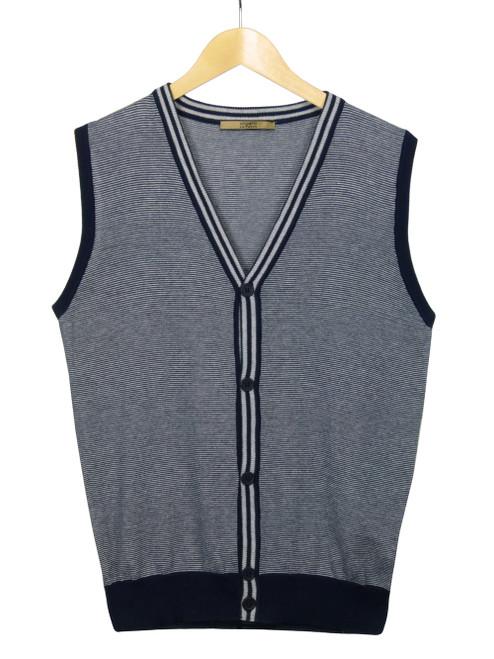 UNGARO Men's Knitted Vest