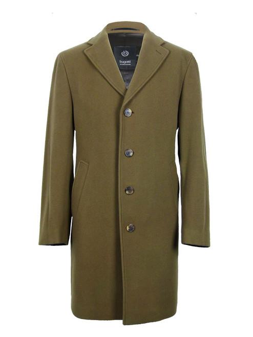 Bugatti Men's Camel Coat