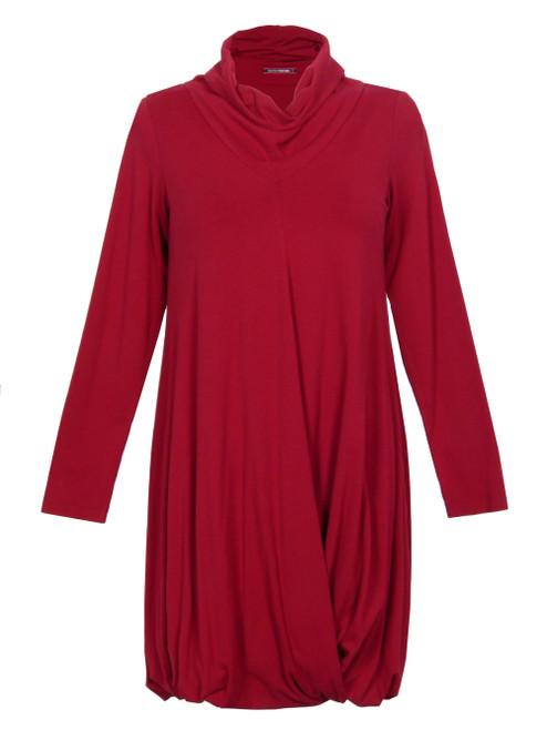 EUROPEAN CULTURE Long Sleeve Dress