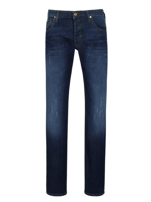 EMPORIO ARMANI Men's Extra Slim Fit Jeans