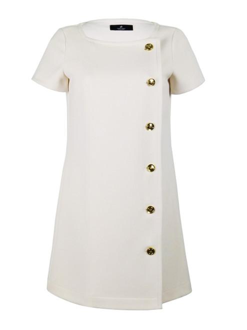COMPAGNIA ITALIANA Ivory Dress