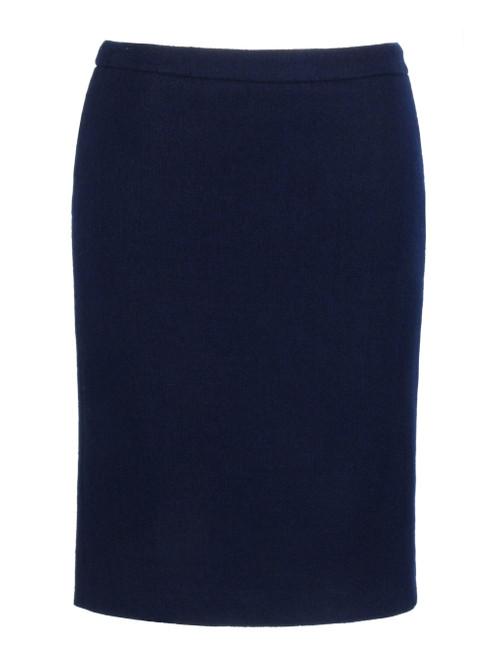LALTRAMODA Navy Blue skirt