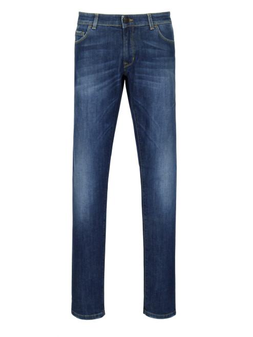 TRUSSARDI JEANS Men's Straight Leg Jeans