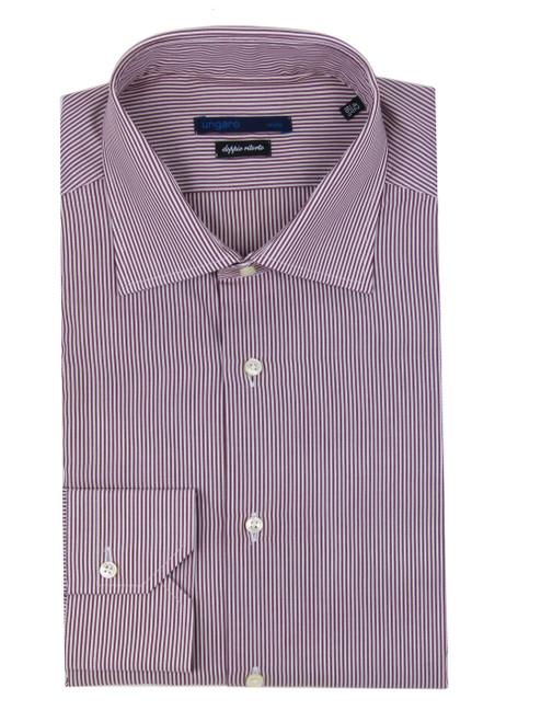 UNGARO Classic Striped Shirt
